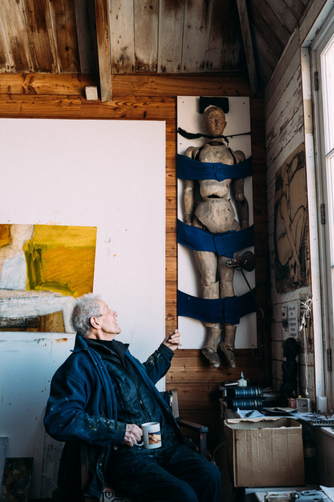 Emanuel Studio Portrait .2